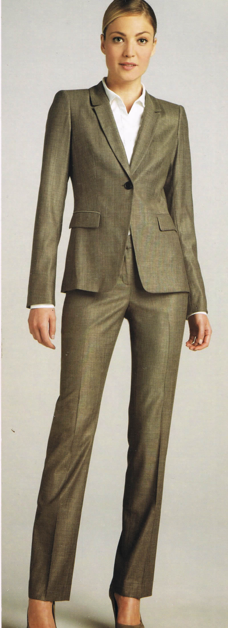 Suits with Pants